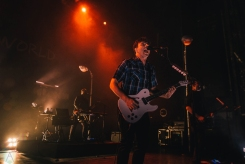 CHICAGO, IL - MAY 08: Jimmy Eat World performs at Riviera Theatre in Chicago on May 08, 2018. (Photo: Kris Cortes/Aesthetic Magazine)