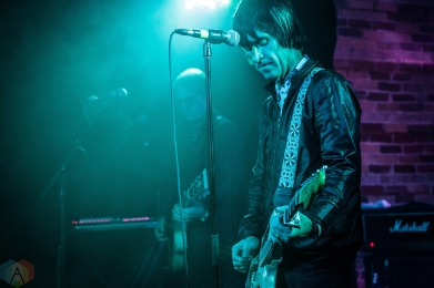 TORONTO, ON - MAY 30: Johnny Marr performs at Velvet Underground in Toronto on May 30, 2018. (Photo: David McDonald/Aesthetic Magazine)