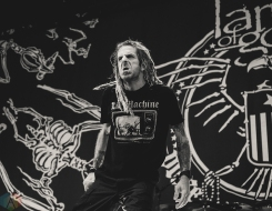 TORONTO, ON - MAY 29: Lamb Of God performs at Budweiser Stage in Toronto on May 29, 2018. (Photo: David Scala/Aesthetic Magazine)