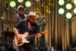 TORONTO, ON - MAY 18: Nathaniel Rateliff performs at Massey Hall in Toronto on May 18, 2018. (Photo: Josh Ladouceur/Aesthetic Magazine)