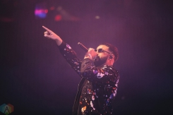 TORONTO, ON - MAY 21: Nav performs at Rebel in Toronto on May 21, 2018. (Photo: Stephan Ordonez/Aesthetic Magazine)