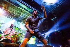 TORONTO, ON - MAY 26: New Found Glory performs at Phoenix Concert Theatre in Toronto on May 26, 2018. (Photo: Katrina Lat/Aesthetic Magazine)