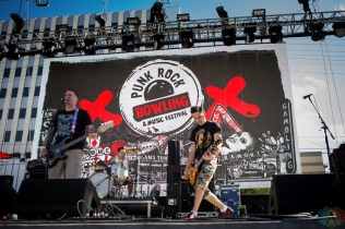 LAS VEGAS, NV - MAY 26: Noi!se performs at Punk Rock Bowling in Las Vegas on May 26, 2018. (Photo: Meghan Lee/Aesthetic Magazine)