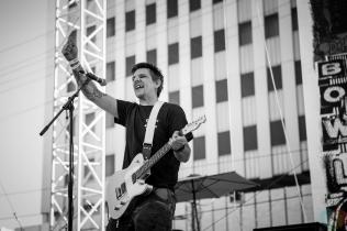 LAS VEGAS, NV - MAY 26: Noi!se performs at Punk Rock Bowling in Las Vegas on May 26, 2018. (Photo: Meghan Lee/Aesthetic Magazine)