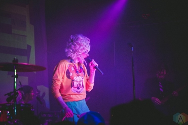SEATTLE, WA - MAY 01: Of Montreal performs at Neumos in Seattle on May 01, 2018. (Photo: Dan Hager/Aesthetic Magazine)