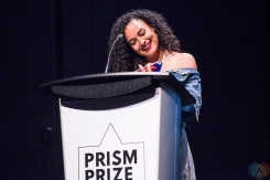 TORONTO, ON - MAY 13: Prism Prize gala at TIFF Lightbox in Toronto on May 13, 2018. (Photo: Joanna Glezakos/Aesthetic Magazine)