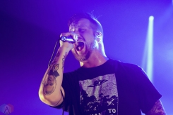 TORONTO, ON - MAY 04: Protest The Hero performs at Danforth Music Hall in Toronto on May 04, 2018. (Photo: Tyler Roberts/Aesthetic Magazine)