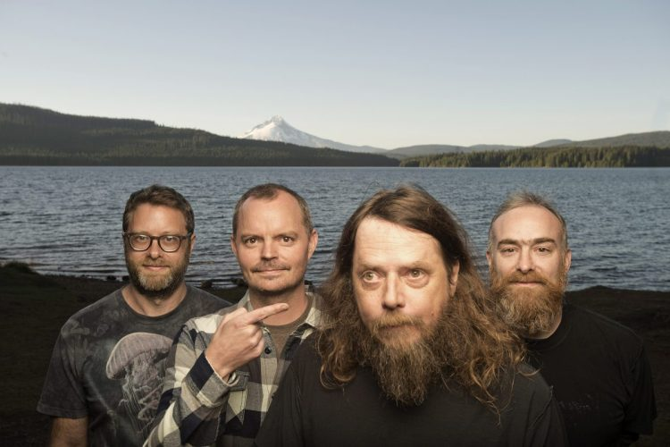 Red Fang. (Photo: James Rexroad)
