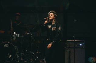 TORONTO, ON - MAY 11: Ria Mae performs at iHeartRadio FanFest in Toronto on May 11, 2018. (Photo: Nicole De Khors/Aesthetic Magazine)