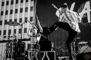 LAS VEGAS, NV – MAY 28: Slaves (UK) performs at Punk Rock Bowling in Las Vegas on May 28, 2018. (Photo: Meghan Lee/Aesthetic Magazine)