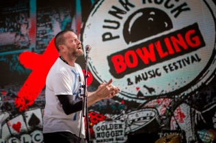 LAS VEGAS, NV - MAY 27: Swingin' Utters performs at Punk Rock Bowling in Las Vegas on May 27, 2018. (Photo: Meghan Lee/Aesthetic Magazine)