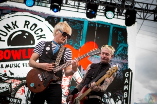 LAS VEGAS, NV - MAY 27: The Briefs perform at Punk Rock Bowling in Las Vegas on May 27, 2018. (Photo: Meghan Lee/Aesthetic Magazine)