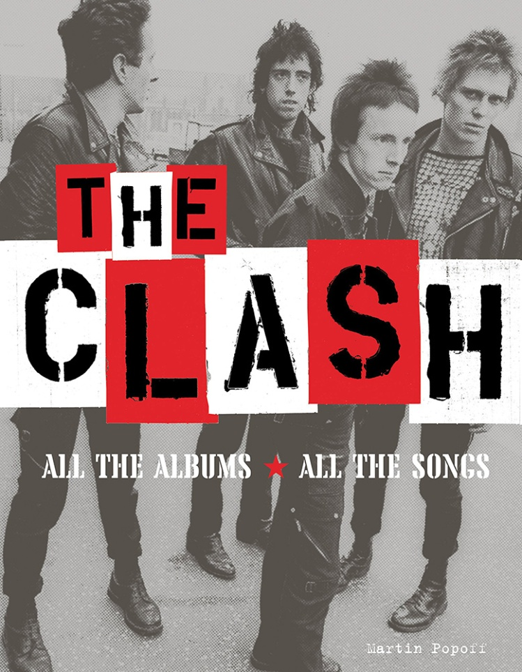 The Clash: All the Albums All the Songs