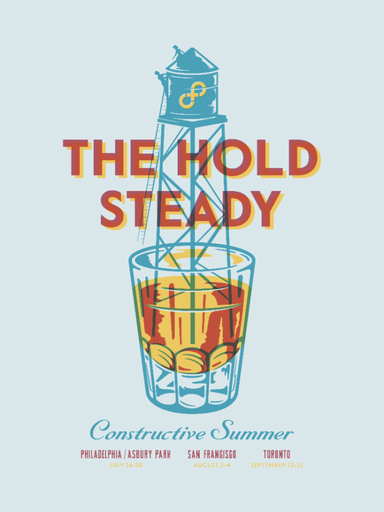 The Hold Steady 2018 Tour