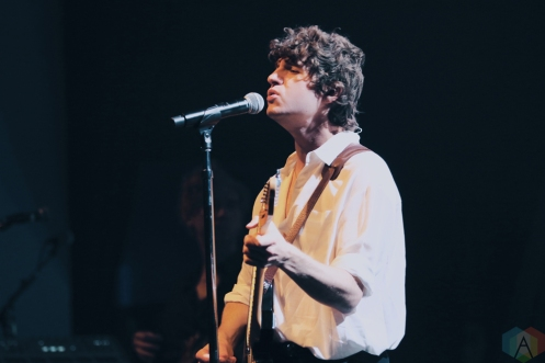 TORONTO, ON - MAY 29: The Kooks perform at Danforth Music Hall in Toronto on May 29, 2018. (Photo: Shahnoor Ijaz/Aesthetic Magazine)