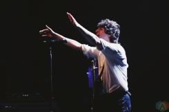 TORONTO, ON - MAY 29: The Kooks perform at Danforth Music Hall in Toronto on May 29, 2018. (Photo: Shahnoor Ijaz/Aesthetic Magazine)