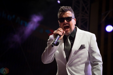 LAS VEGAS, NV - MAY 27: The Mighty Mighty Bosstones perform at Punk Rock Bowling in Las Vegas on May 27, 2018. (Photo: Meghan Lee/Aesthetic Magazine)