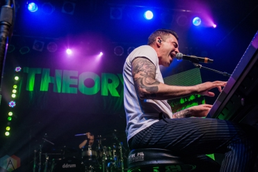 TORONTO, ON - MAY 03: Theory Of A Deadman performs at Phoenix Concert Theatre in Toronto on May 03, 2018. (Photo: Tyler Roberts/Aesthetic Magazine)