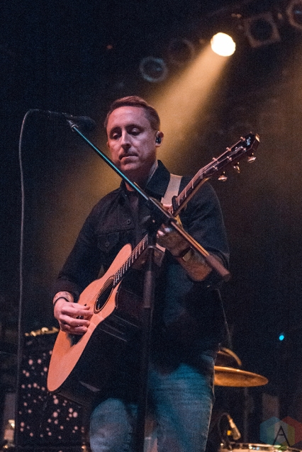 TORONTO, ON - MAY 26: Wiliam Ryan Key performs at Phoenix Concert Theatre in Toronto on May 26, 2018. (Photo: Katrina Lat/Aesthetic Magazine)