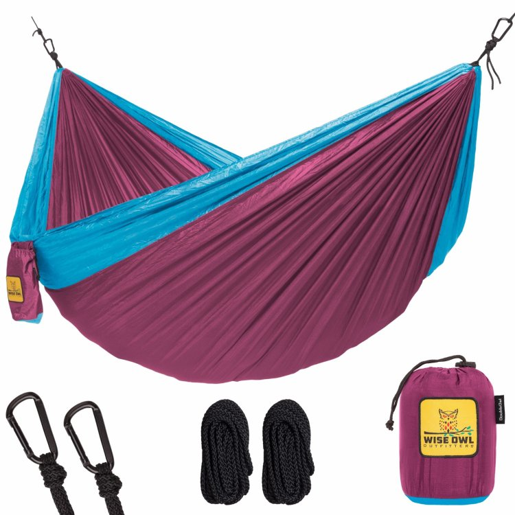 Wise Owl Outfitters Camping Hammock