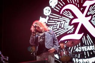 LAS VEGAS, NV – MAY 28: X performs at Punk Rock Bowling in Las Vegas on May 28, 2018. (Photo: Meghan Lee/Aesthetic Magazine)