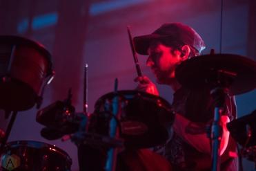TORONTO, ON - JUNE 20: Alt-J performs at Echo Beach in Toronto on June 20, 2018. (Photo: Katrina Lat/Aesthetic Magazine)