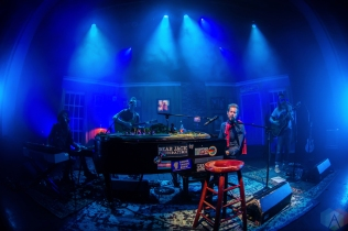 TORONTO, ON - MAY 31: Andrew McMahon in the Wilderness performs at Danforth Music Hall in Toronto on May 31, 2018. (Photo: Tyler Roberts/Aesthetic Magazine)