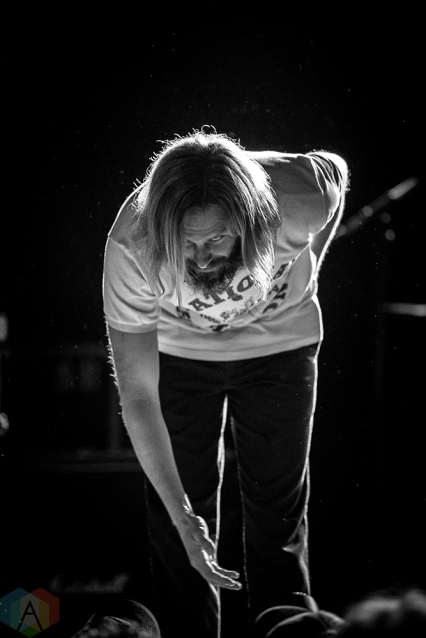 TORONTO, ON - JUNE 14: Awolnation performs at Lee's Palace in Toronto on June 14, 2018. (Photo: Brendan Albert/Aesthetic Magazine)