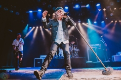 VANCOUVER, BC - JUNE 28: Collective Soul performs at Commodore Ballroom in Vancouver on June 28, 2018. (Photo: Tim Nguyen/Aesthetic Magazine)