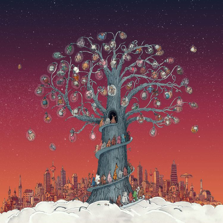 Dance Gavin Dance will release their eighth album, Artificial Selection, on June 8th via Rise.