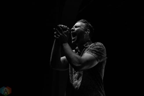 TORONTO, ON - JUNE 11: Dance Gavin Dance performs at Danforth Music Hall in Toronto on June 11, 2018. (Photo: Kelsey Giesbrecht/Aesthetic Magazine)