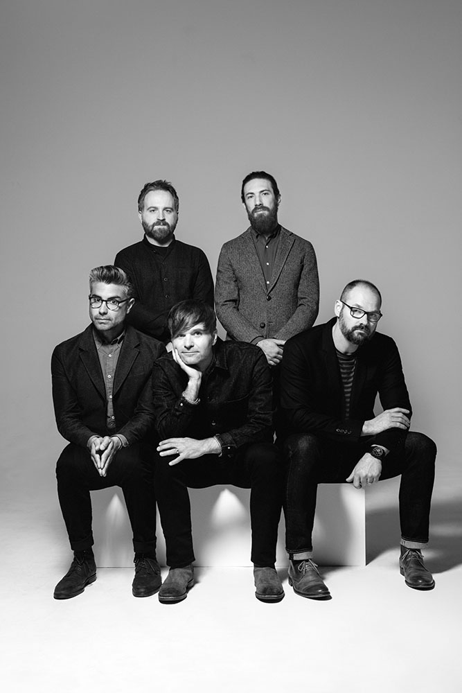 Death Cab For Cutie. (Photo: Eliot Lee Hazel)
