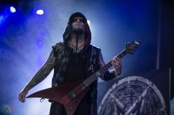 MONTEBELLO, QC - JUNE 15: Dimmu Borgir performs at Montebello Rockfest in Montebello, Quebec on June 15, 2018. (Photo: Greg Matthews/Aesthetic Magazine)