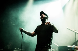 TORONTO, ON - JUNE 11: Erra performs at Danforth Music Hall in Toronto on June 11, 2018. (Photo: Kelsey Giesbrecht/Aesthetic Magazine)