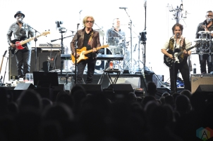 TORONTO, ON - JUNE 05: Daryl Hall and John Oates perform at Air Canada Centre in Toronto on June 05, 2018. (Photo: Jaime Espinoza/Aesthetic Magazine)