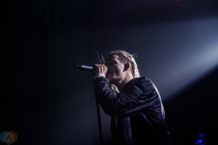 TORONTO, ON - JUNE 11: I See Stars performs at Danforth Music Hall in Toronto on June 11, 2018. (Photo: Kelsey Giesbrecht/Aesthetic Magazine)