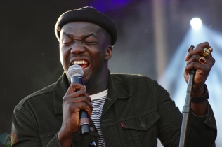 TORONTO, ON - JUNE 02: Jacob Banks performs at Field Trip Music Festival in Toronto on June 02, 2018. (Photo: Curtis Sindrey/Aesthetic Magazine)