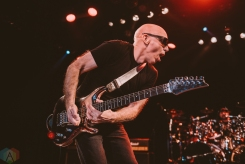 VANCOUVER, BC - JUNE 01: Joe Satriani performs at Commodore Ballroom in Vancouver on June 01, 2018. (Photo: Tim Nguyen/Aesthetic Magazine)