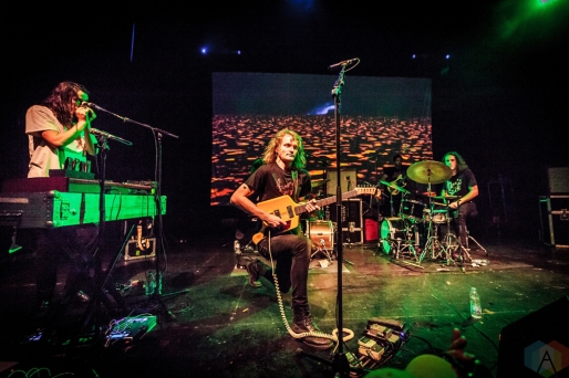 TORONTO, ON - JUNE 12: King Gizzard and the Lizard Wizard performs at Danforth Music Hall in Toronto on June 12, 2018. (Photo: David McDonald/Aesthetic Magazine)