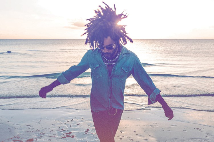 Lenny Kravitz will release his 11th album, Raise Vibration, on September 7th.