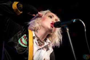 TORONTO, ON - JUNE 27: Little Destroyer performs at Lee's Palace in Toronto on June 27, 2018. (Photo: Brendan Albert/Aesthetic Magazine)