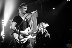 TORONTO, ON - JUNE 27: Mother Mother performs at Lee's Palace in Toronto on June 27, 2018. (Photo: Brendan Albert/Aesthetic Magazine)