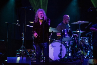 TORONTO, ON - JUNE 15: Robert Plant performs at Budweiser Stage in Toronto on June 15, 2018. (Photo: Jaime Espinoza/Aesthetic Magazine)