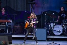 TORONTO, ON - JUNE 15: Sheryl Crow performs at Budweiser Stage in Toronto on June 15, 2018. (Photo: Jaime Espinoza/Aesthetic Magazine)
