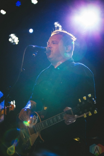 SEATTLE, WA - JUNE 26: The Get Up Kids perform at Neumos in Seattle on June 26, 2018. (Photo: Dan Hager/Aesthetic Magazine)