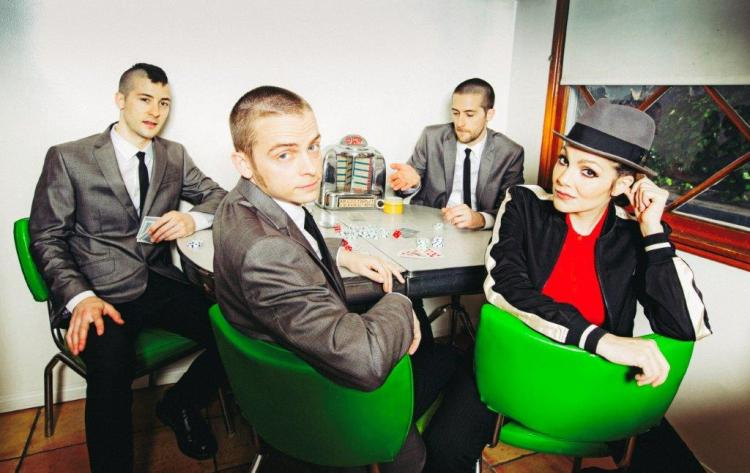 The Interrupters. (Photo: Lisa Johnson)