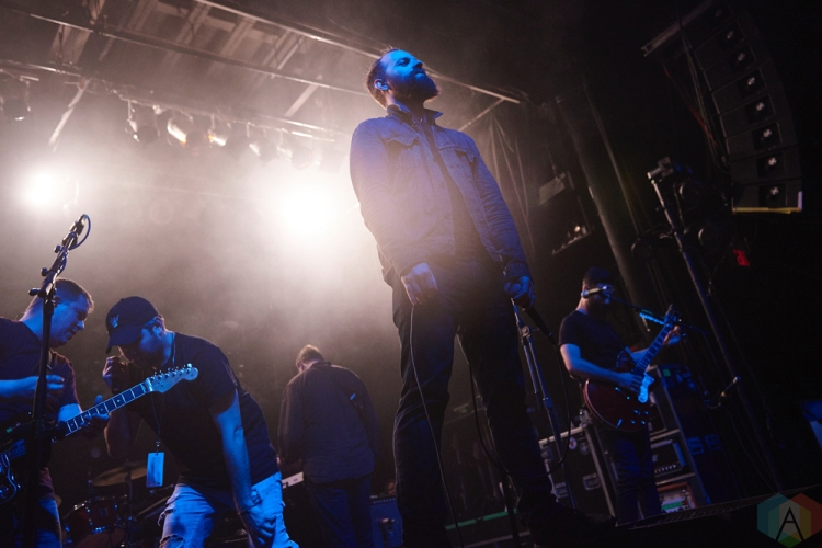 TORONTO, ON - JUNE 06: The Wonder Years perform at Phoenix Concert Theatre in Toronto on June 06, 2018. (Photo: Morgan Harris/Aesthetic Magazine)