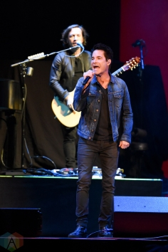 TORONTO, ON - JUNE 05: Train performs at Air Canada Centre in Toronto on June 05, 2018. (Photo: Jaime Espinoza/Aesthetic Magazine)