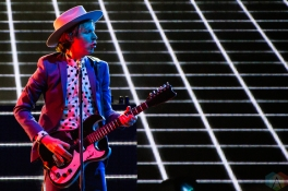 TORONTO, ON - JULY 07: Beck performs at Budweiser Stage in Toronto on July 07, 2018. (Photo: Lisa Mark/Aesthetic Magazine)
