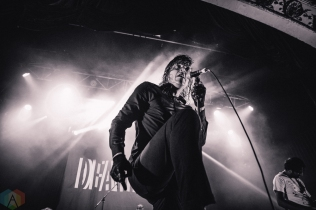 TORONTO, ON - JULY 27: Deafheaven performs at The Opera House in Toronto on July 27, 2018. (Photo: Justin Jairam/Aesthetic Magazine)